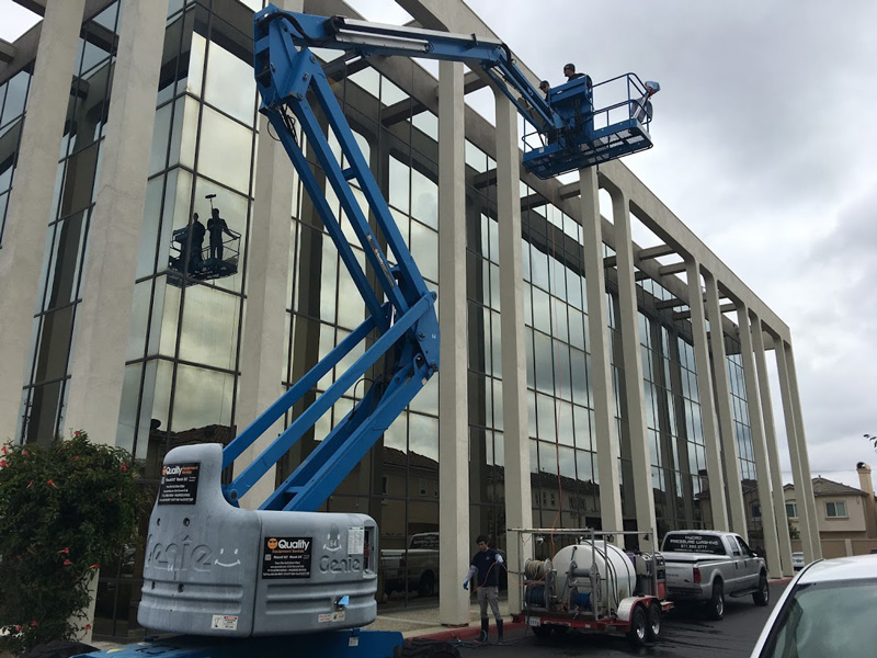 Commercial pressure Washing Los Angeles