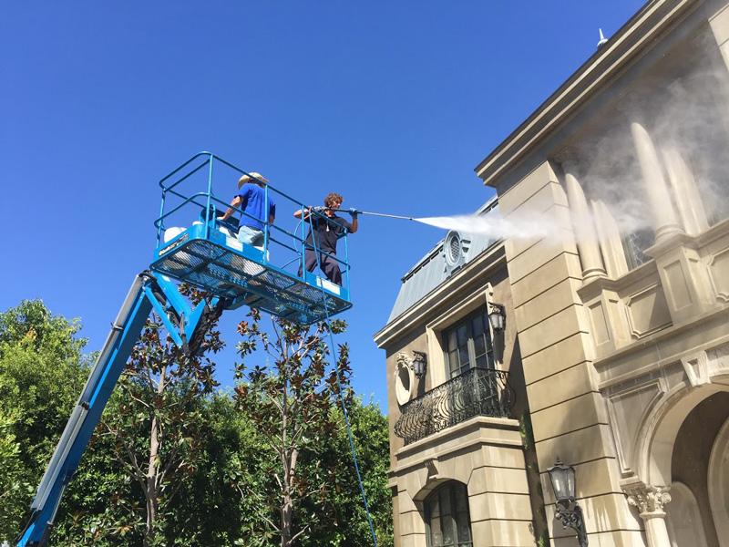 Residential Pressure Washing Los Angeles