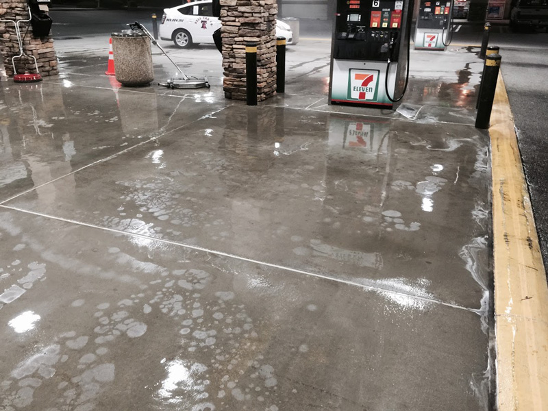 Concrete Sealing Los Angeles | Hydro Pressure Washing